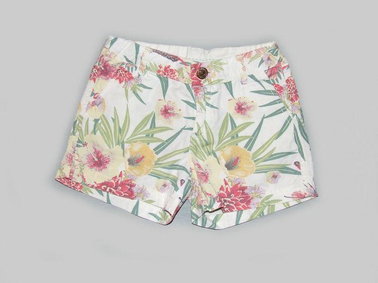 gran descuento venta tienda oficial disfruta el precio de liquidación pantalones cortos ni?a zara