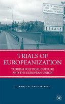 This book examines the impact of improving EU-Turkey relations on Turkish political culture since Turkey became a candidate for EU membership in 1999. While a multi-party political system was introduced in Turkey in 1946, political liberalism was the missing part of Turkey's democratic consolidation. Turkish political culture valued submissiveness toward state authority and did not favor citizen participation.