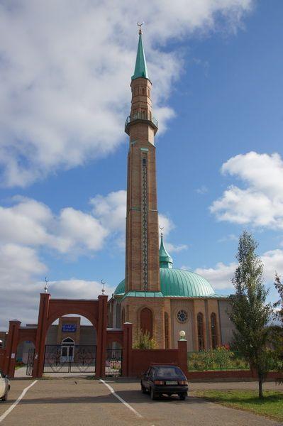 Елабуга. Соборная мечеть.