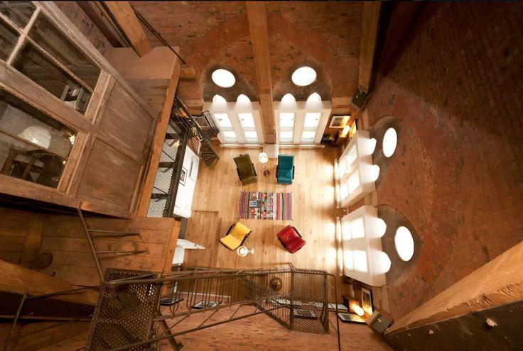 alojamiento londres | Cultura Colectiva