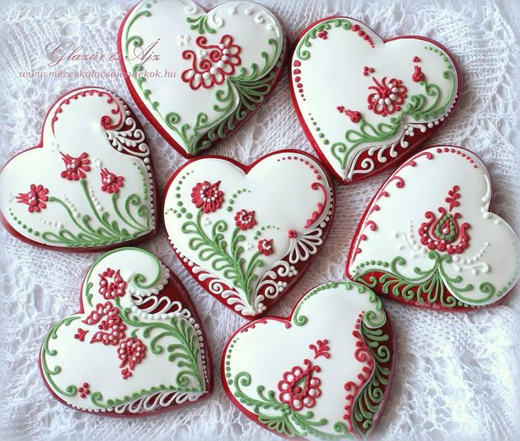hand painted sugar cookies - Julia Usher - Google Search