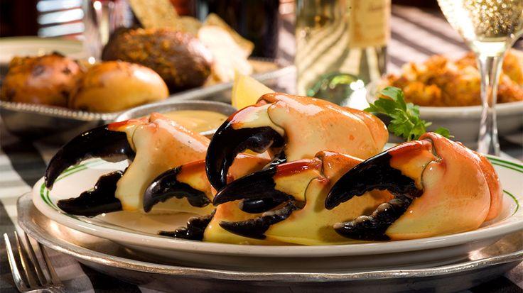 Joe's Stone Crab Restaurant : Escape the Cold for Sunny Miami : TravelChannel.com