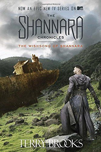 Terry Brooks on the Shannara Chronicles: From Page to Screen Fearlessly - Omnivoracious - The Amazon Book Review