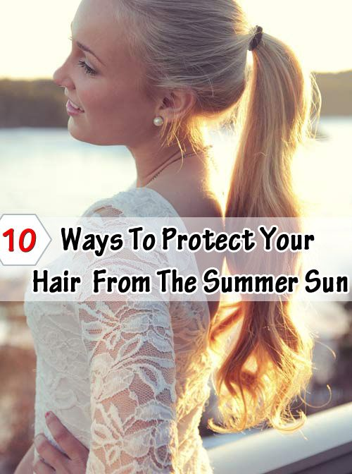 Summer Hair Care Tips: Your hair gets harmed in many different ways during summers.Here are simple ways to protest your hair