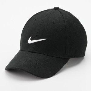 Pienso llevar esta gorra a un partido de béisbol. Me gusta esta gorra porque es Nike.