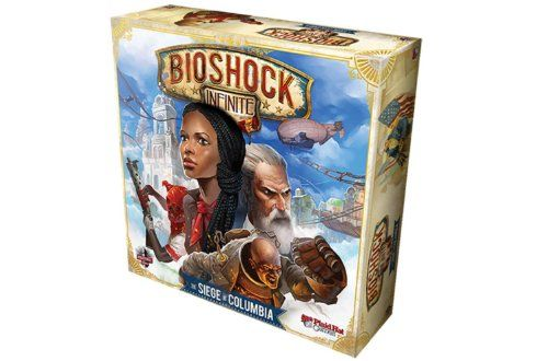 BioShock Infinite The Siege of Columbia Board Game *** You can find more details by visiting the image link.
