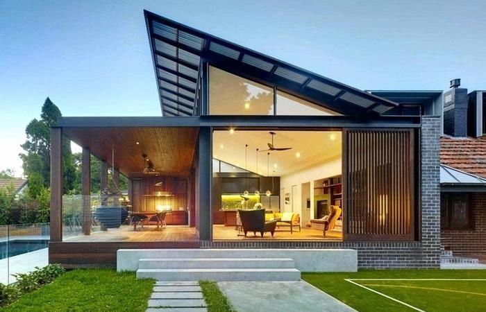 Single Pitch Roof House Plans Unique Simple Gable Roof House Plans
