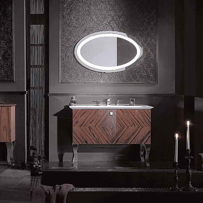 Мебель для ванных комнат Burgbad Серия Diva BurgBad Diva Комплект мебели 120xh85x58.5 см. Эко-Душ - Европейская сантехника оптом и в розницу