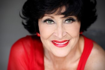 Chita Rivera. First Hispanic woman to receive the Kennedy Center Honors award. (vaya boricua!)