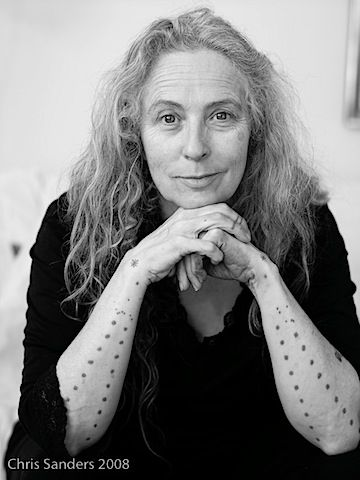 "Kiki Smith. ""I trust my work. It's a collaboration with the material, and when it's viewed, it's a collaboration with the world."""