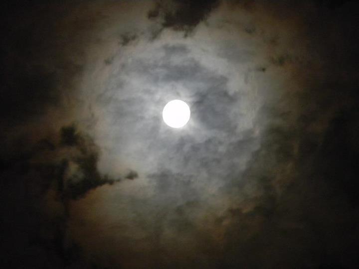 Smallest Full Moon of 2012