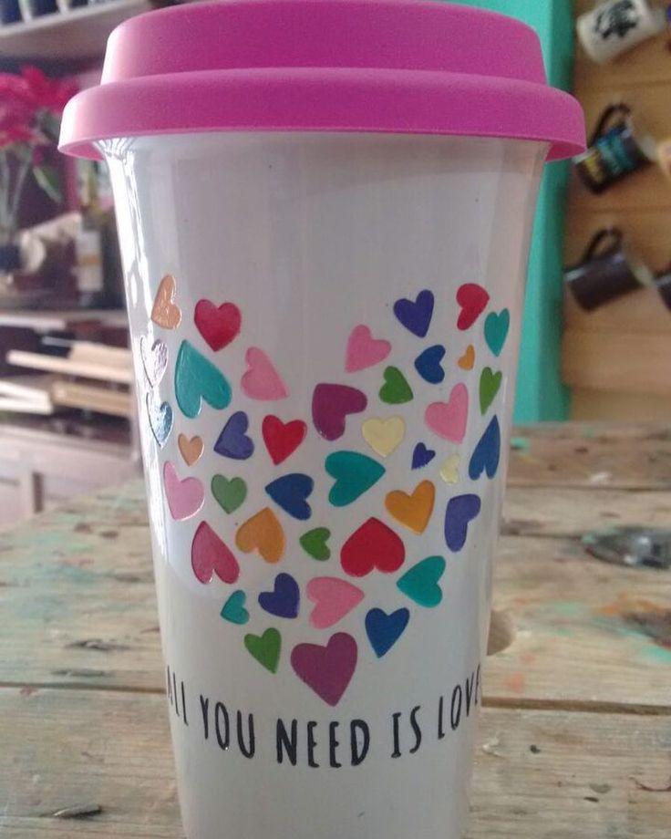 #dovanaml #termos #personalizados #allyouneedislove #metepec #amantesdelcafé #coffeelover
