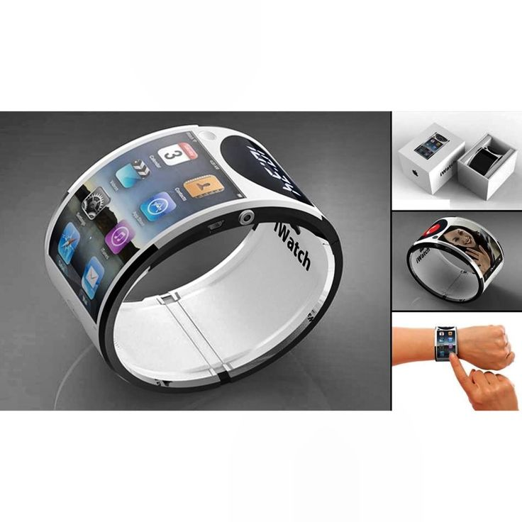 iwatch via awesome inventions
