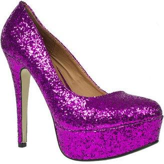 ShopStyle: Odeon Womens Ladies Pink Glitter High Heel Stiletto Platform Court Shoes: Stilettos Platform, Glitter High Heels, Women Lady, Court Shoes, Heels Stilettos, Pink Glitter, Odeon Women, Lady Pink, Platform Court