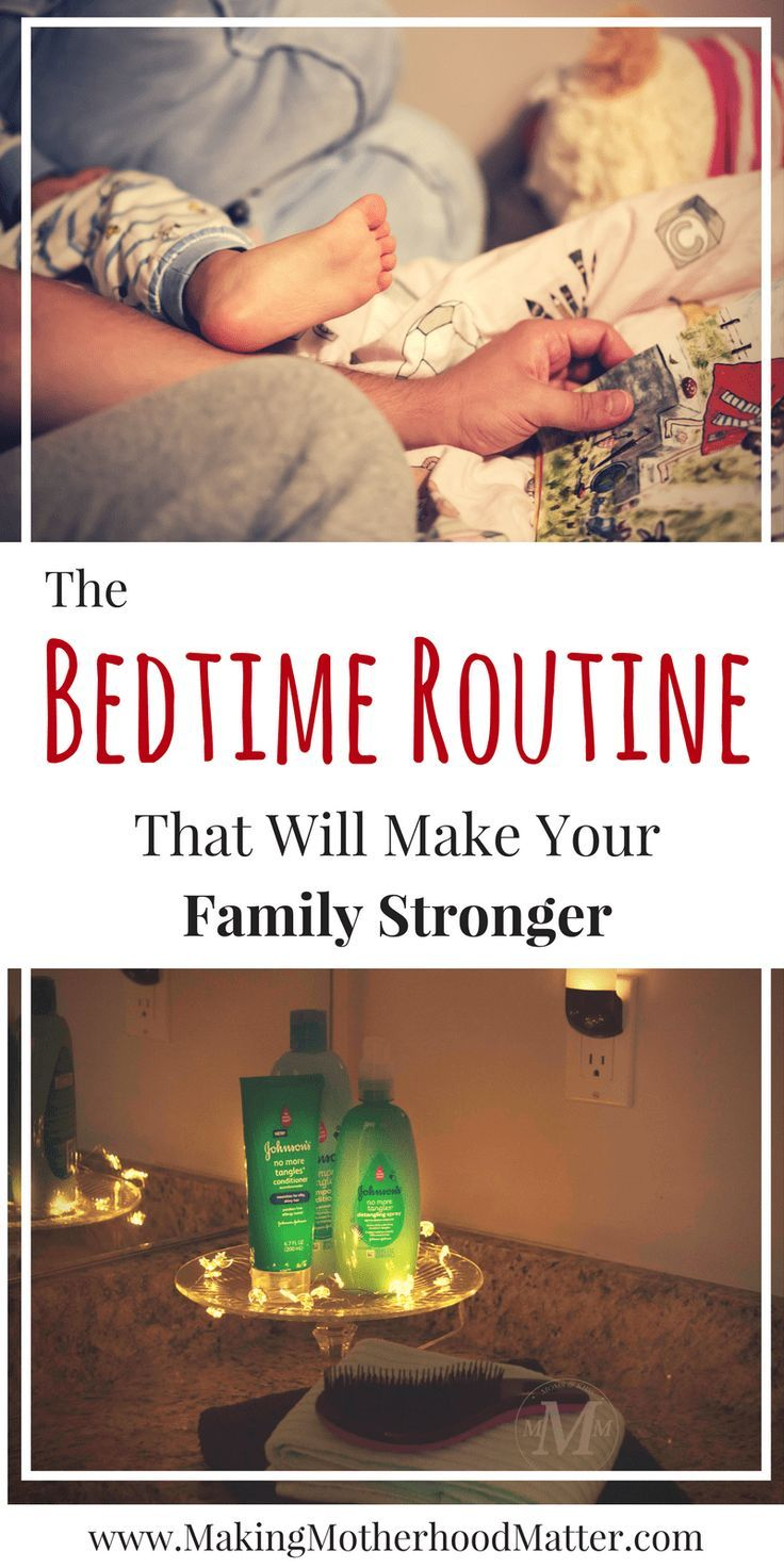 The bedtime routine that will make your family stronger and make bedtime more enjoyable. Plus two printable evening routine charts to help kids bedtime easier. (AD) Visit www.MakingMotherhoodMatter.com to read more. #bedtime #bedtimeroutines #routinesprintables #toddlerbedtime #kidsbedtime #familyfirst #eveningroutine #kids #familytime Via @AmyatMMM