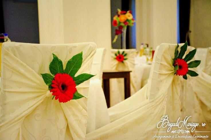 Aranjamente Sală Nuntă by Bogadi Mariage Vatra Dornei - Suceava - Campulung - Gura Humorului