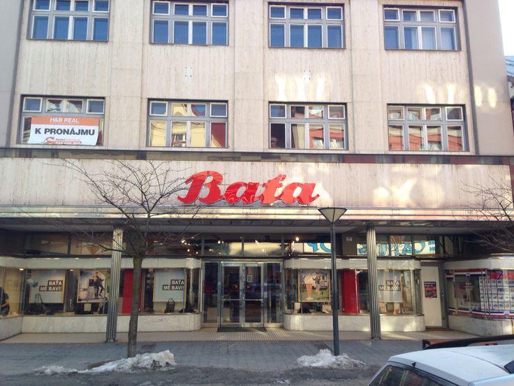 Vsetín - Bata store