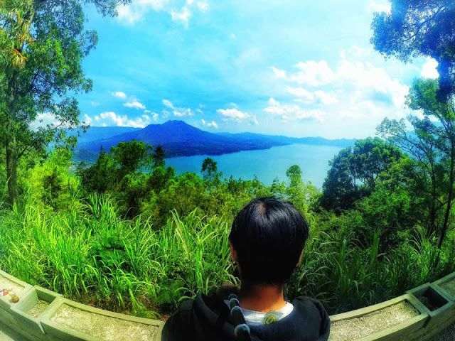 Mengitari Danau Batur, Kintamani - Bali | Rizaltaf.com | Life's for Sharing