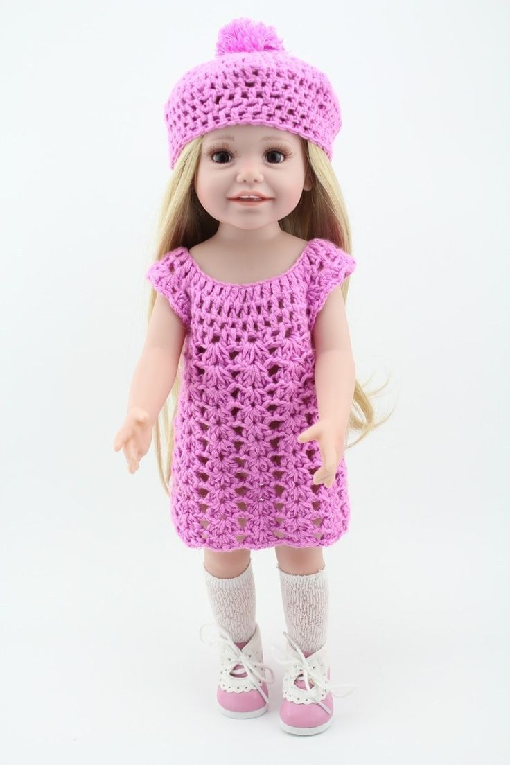 Free Crochet Doll Clothes Patterns For 18 Inch Dolls Cuddly 18inch Vinyl Dolls Very Real Toddler Ba Doll Toys For