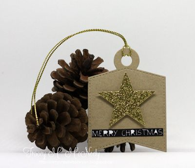 25 Days of Christmas Tags - Day 21
