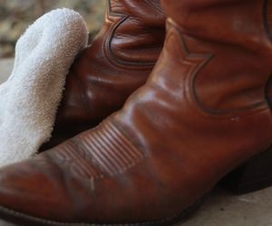 How to Stretch Leather Cowboy Boots