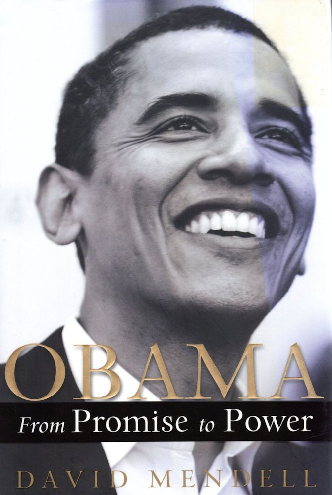 For anyone who wants to know more about the man, David Mendell's Obama is essential reading. Mendell, who covered Obama for the Chicago Tribune, had far-reaching access to the Chicago politician as Obama climbed the ladder to the White House, the details of which he shares in this compelling biography. | eBay!