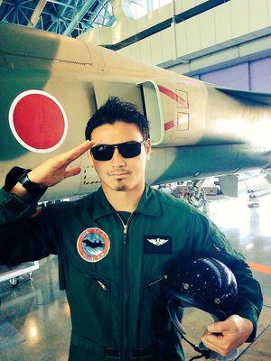 パイロット五郎丸歩