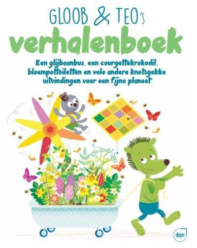 Gloob & Teo's verhalenboek - Djapo