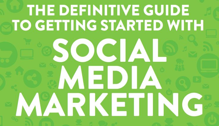 The definitive guide to social media marketing (download the PDF)