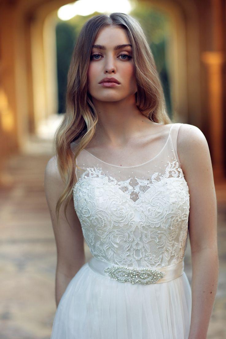 Mia Solano - Wedding Dress and Skirt - Cambria | M1624Z
