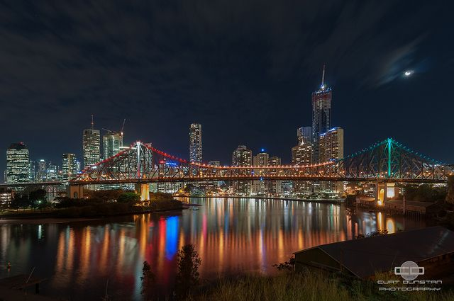 Brisbane Skyline | Flickr - Photo Sharing!