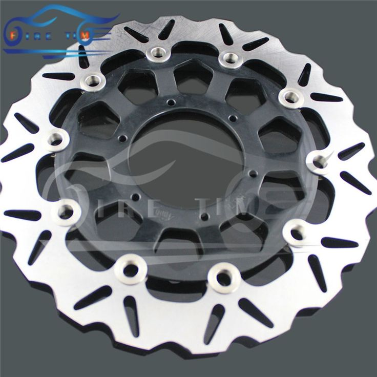 197.39$  Watch now - http://aliscl.worldwells.pw/go.php?t=32466215225 - new hot selling motorcycle front brake disc roto For Honda CBR600RR 2003 2004 2005 2006 2007 2008 2009 2010 2011 2012 2013 2014 197.39$