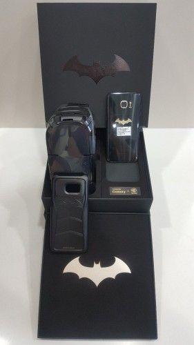 Samsung Galaxy S7 Edge Injustice Batman Inspired