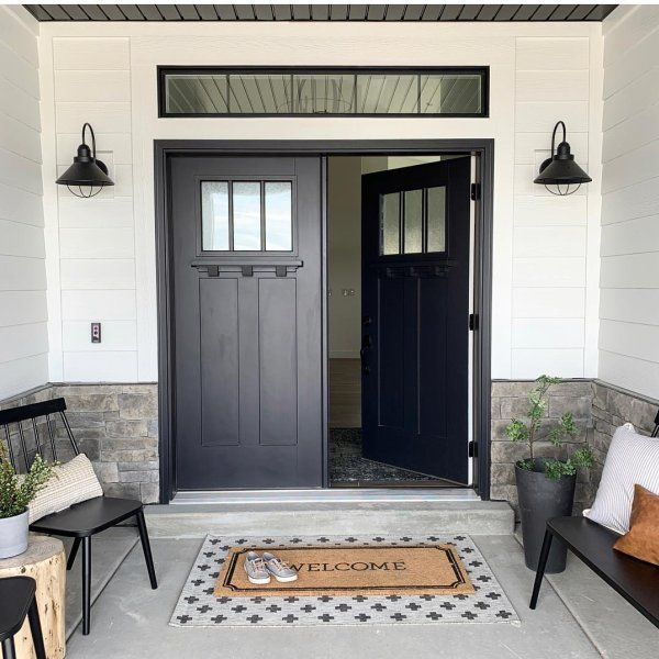 Black Magic Sw 6991 Neutral Paint Color Sherwin Williams In 2020 Exterior Paint Sherwin Williams White Exterior Paint White Exterior Houses
