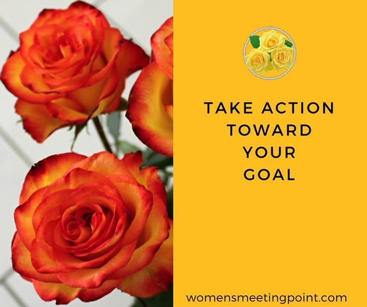 Take action toward your goal - http://ift.tt/1HQJd81