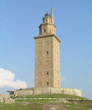 Tower of Hercules (A Coruña Lighthouse)