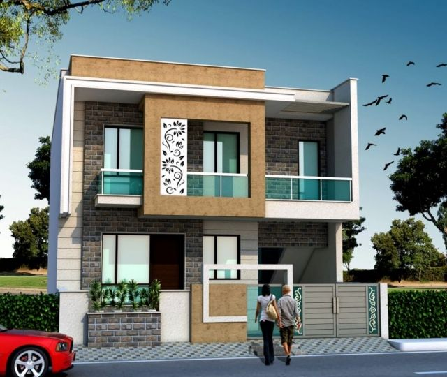 Latest Home Elevation Design By Gharbanavo Com House Elevation Small House Elevation Design Small House Elevation
