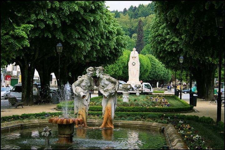 City of Lamego , PORTUGAL