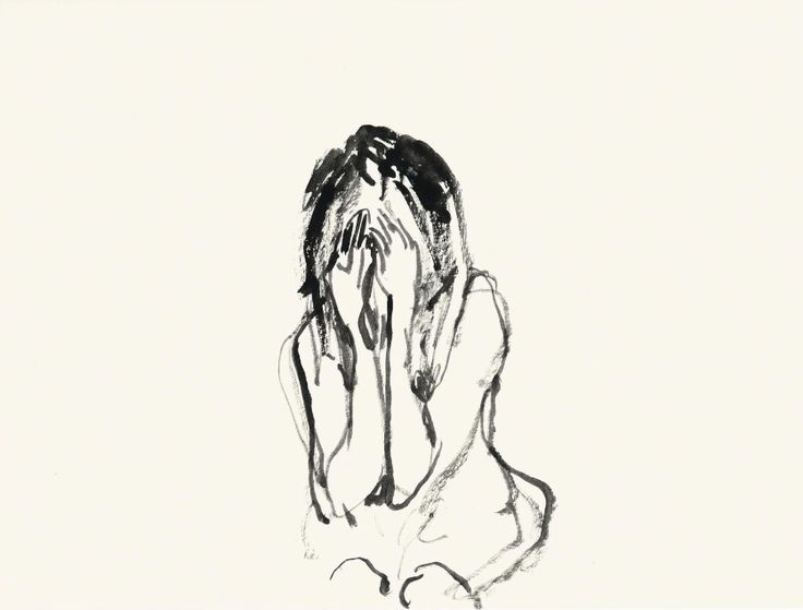 Tracey Emin · She Kept Crying, 2012
