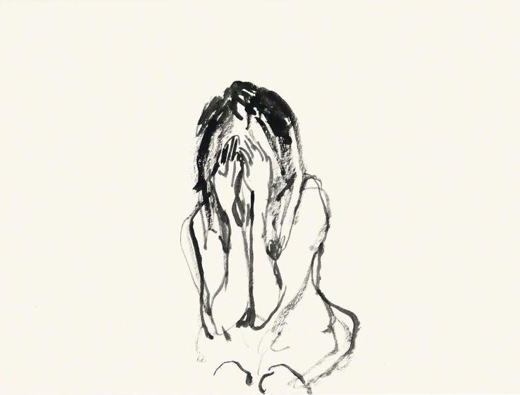 Tracey Emin · She Kept Crying, 2012