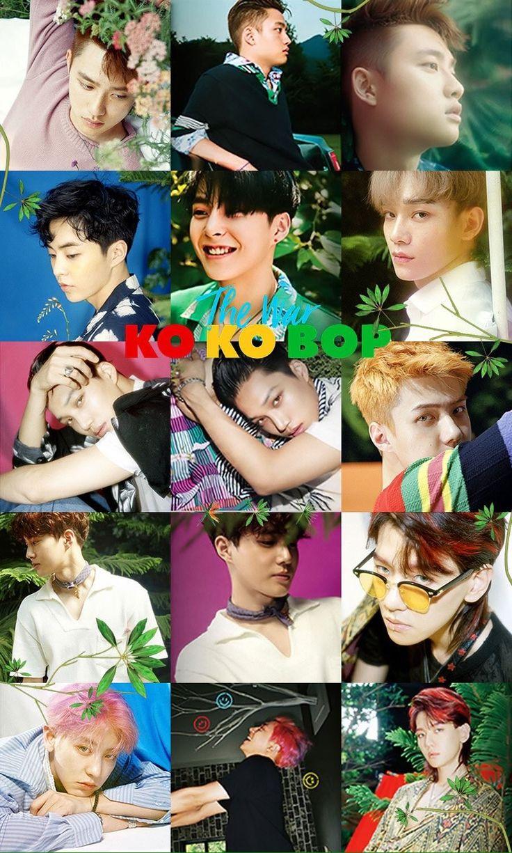 EXO • The War • KoKoBop 2017
