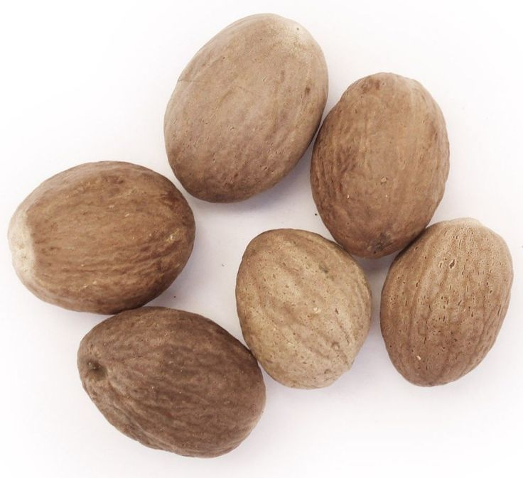 Pure Nutmeg Whole - 50 gm FREE SHIPPING #Directlyfromthefarmers
