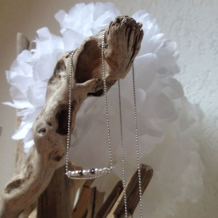 Sterling silver sautoir. Visit BAO on : https://www.facebook.com/pages/BAO/1103092366374478?ref=hl #rings #jewels #bijoux #bao_jewels #jewels #bracelet #bohojewels #summerjewels