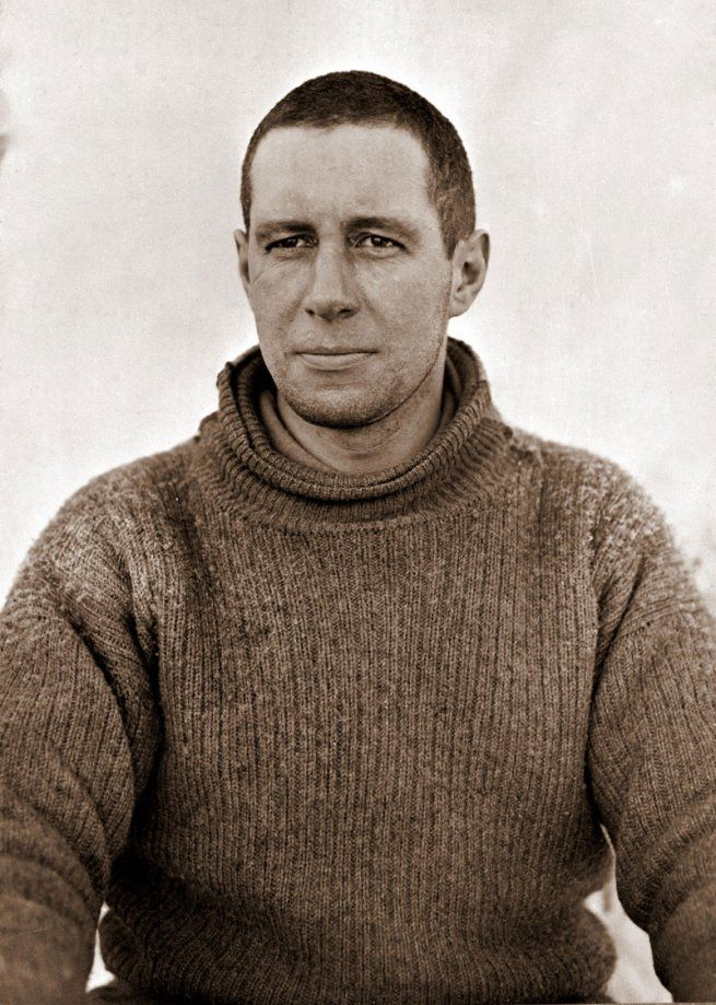 "Those are some choice last words, Captain Oates. And a great sweater to boot. From submitter laurielover1912 "" This is Captain Lawrence Oates, a member of Captain Scott's doomed Antarctic expedition of 1910-1912. Oates was a cavalry officer who was..."