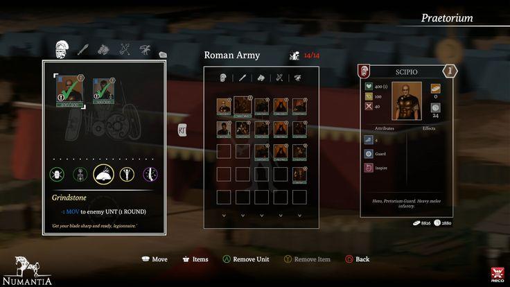 Rímske légie prevalcovali mnoho armád, ale narazili aj na húževnatejších nepriateľov, ktorí vzdorovali celé roky. Numantia nám to približuje v ťahových bitkách.
