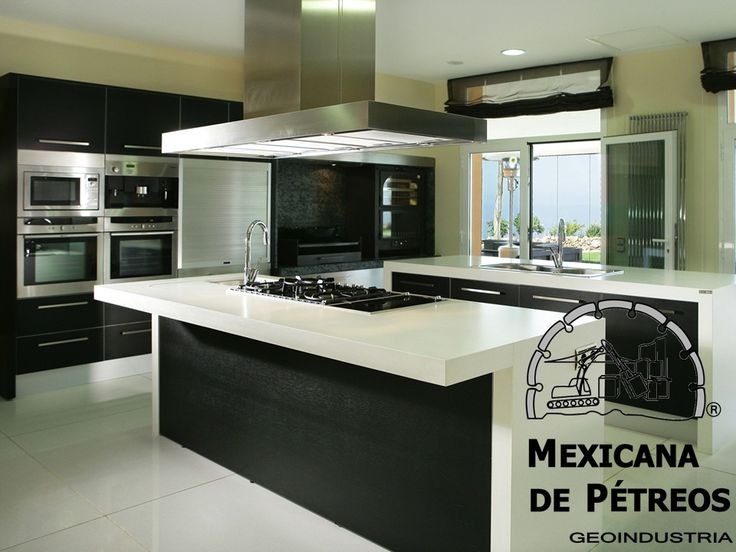 Cocinas integrales con isla buscar con google cocinas for Cocinas amplias con isla