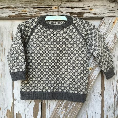 149 Louis sweater <br>Str. 1-3 år