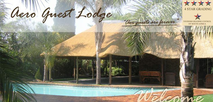 Aero Guest Lodge - luchthaven Johannesburg