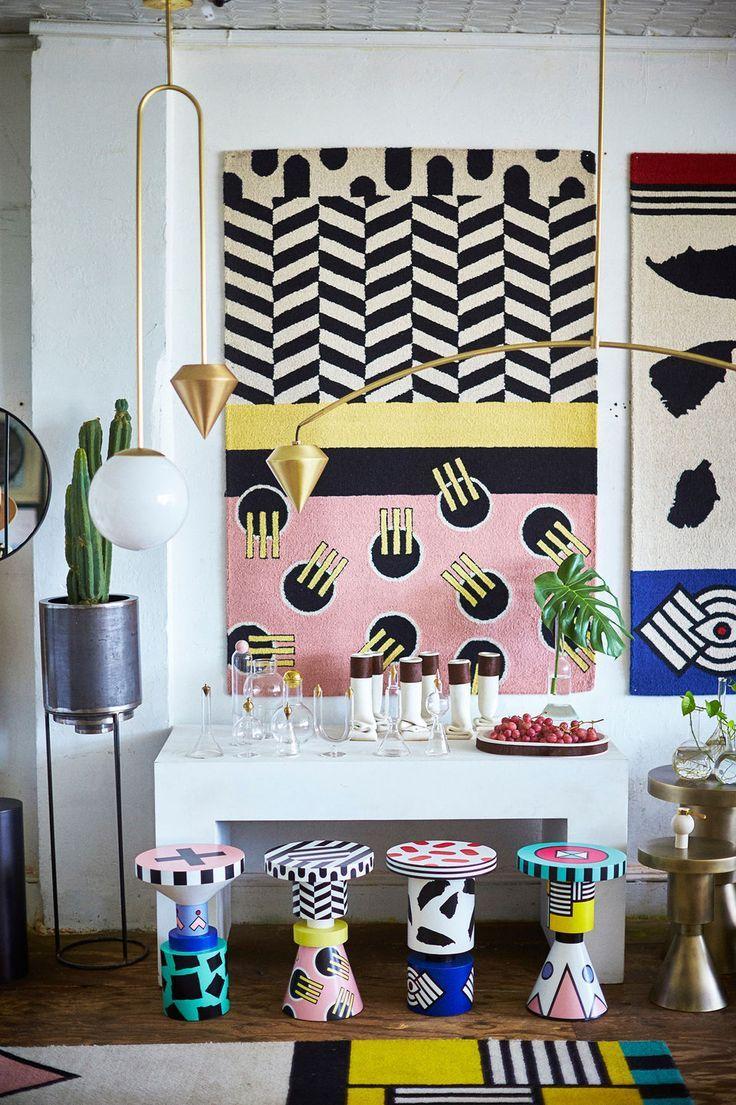 Anna Karlin's studio