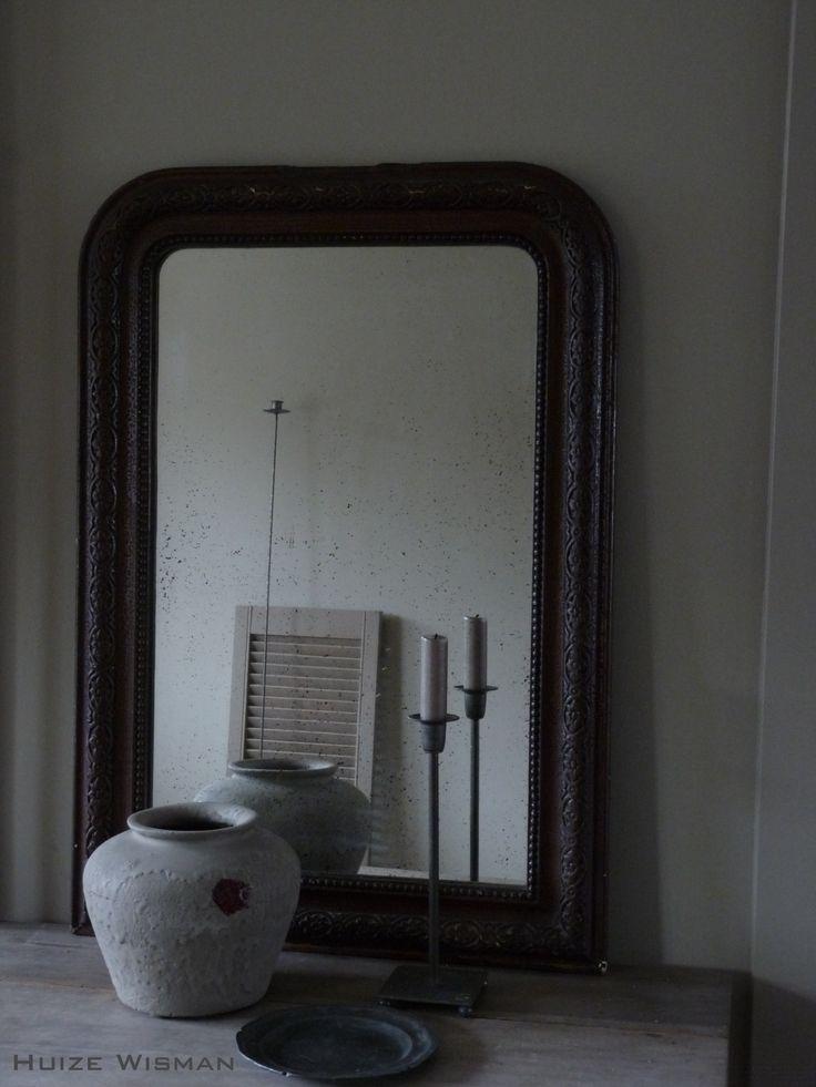 25 beste idee n over antieke spiegels op pinterest for Facebook spiegel